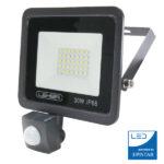 Projecteurs LED Extérieur avec Détecteur de Mouvement